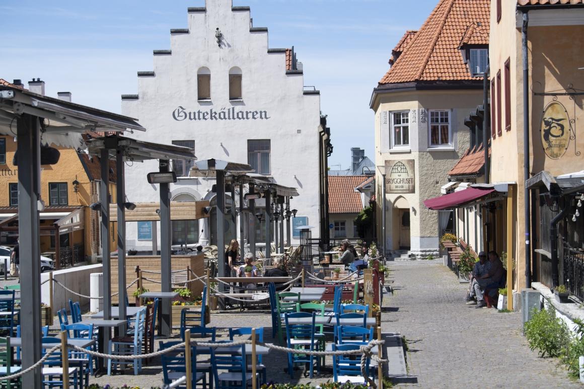 Betydligt fräschare luft i Visby
