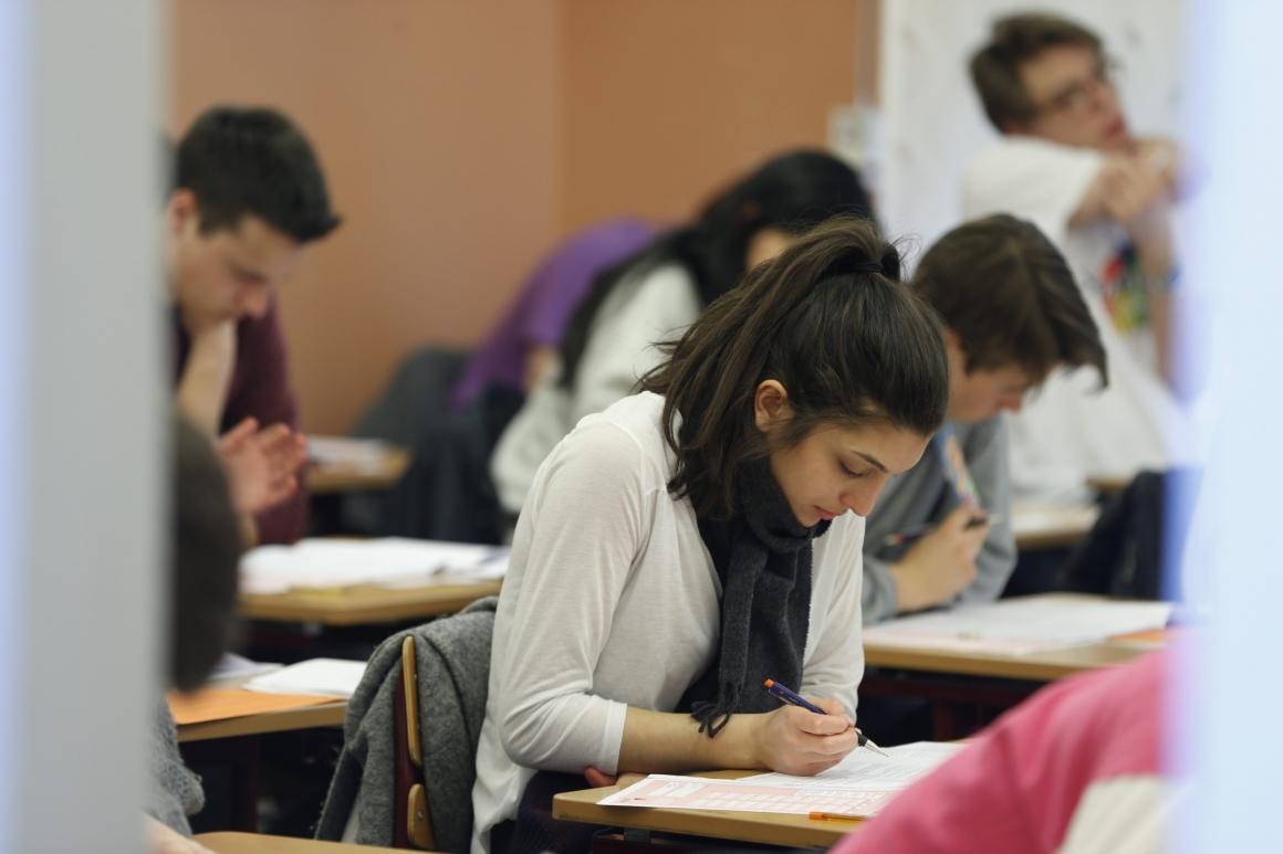 Unik kris för ungdomar utan högskoleprov