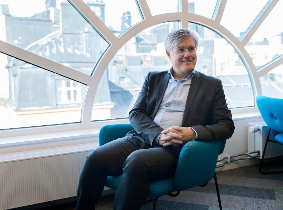 """Martin Wästfelt: """"Vi vill komma bort från skyttegravskriget"""""""