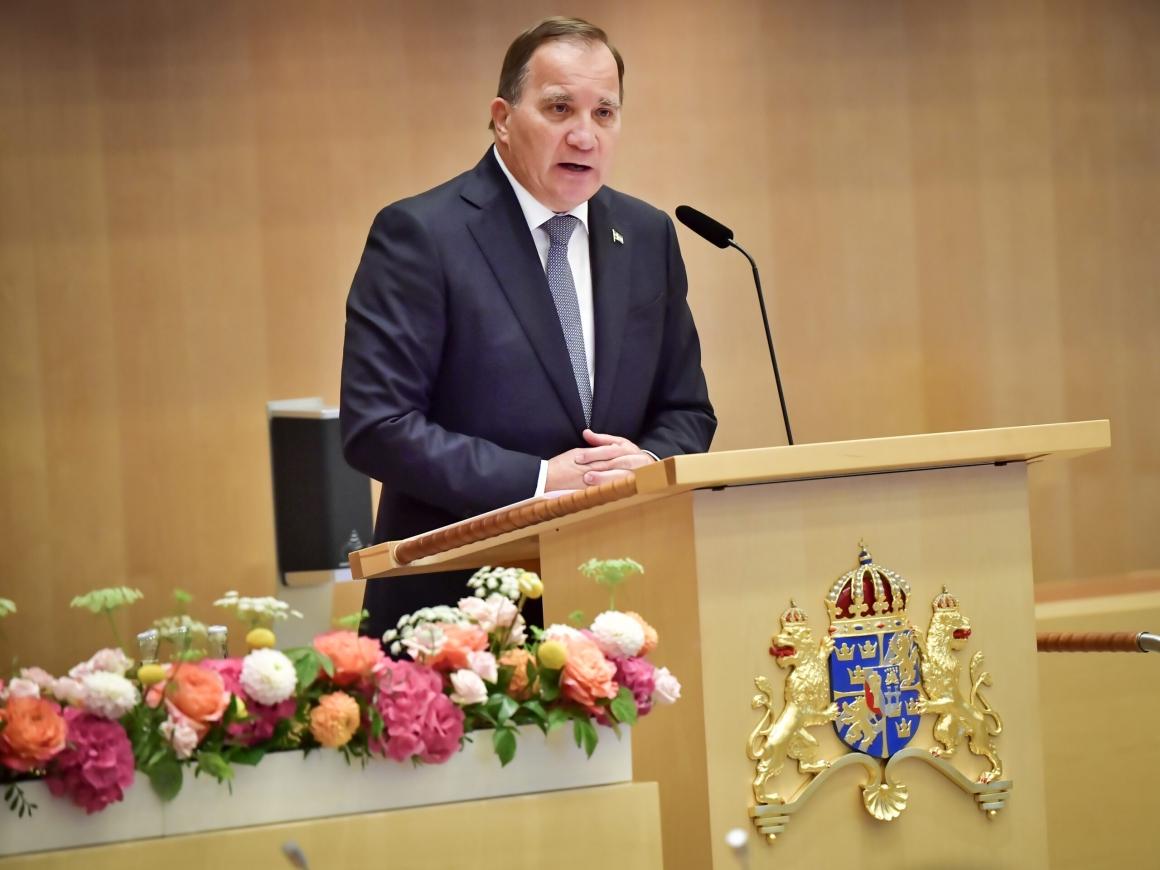 TCO-toppen vill se konkret politik av Löfvens regeringsförklaring