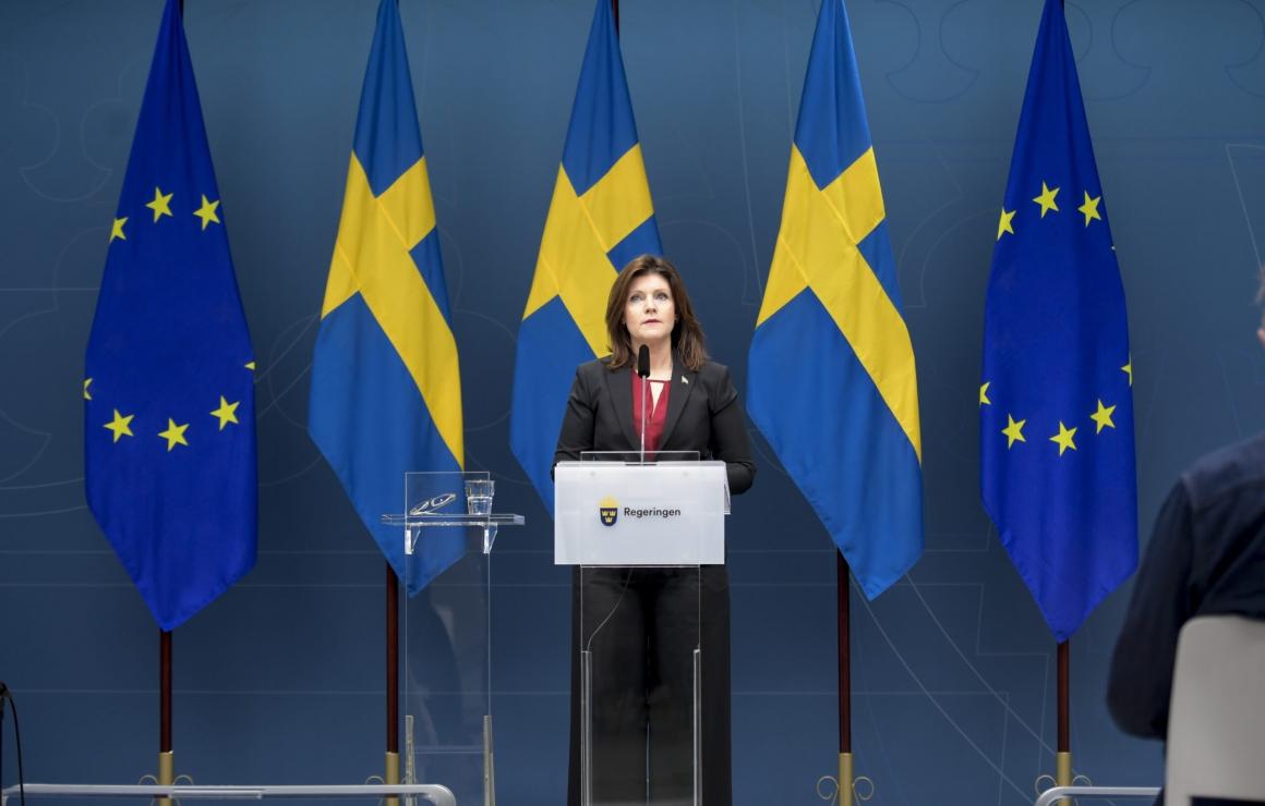 Eva Nordmark: Arbetar för lagförslag med så brett stöd som möjligt
