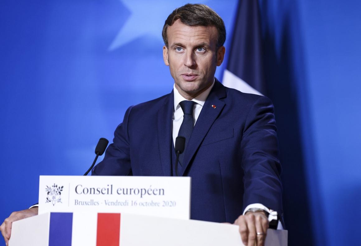 Parternas brev till Macron: Vi hoppas på Frankrike