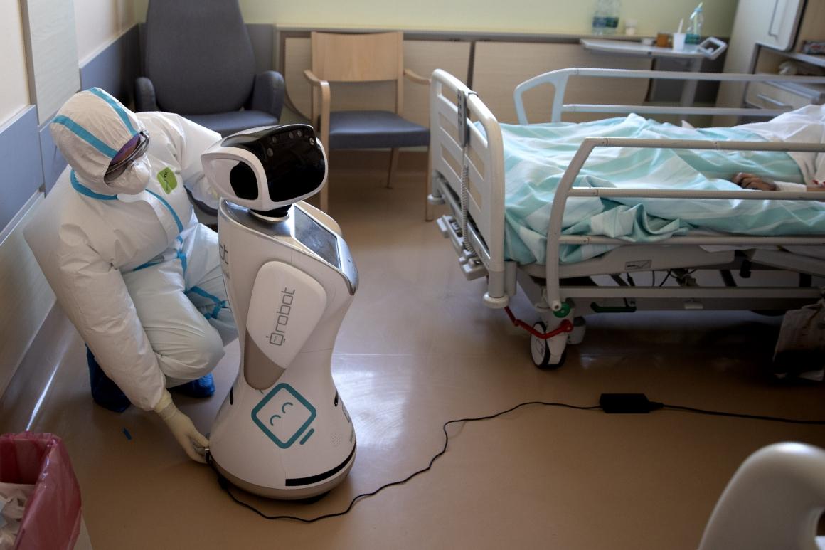 WEF: Pandemin skyndar på automatiseringen