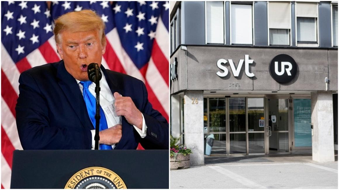 SVT söker USA-experter