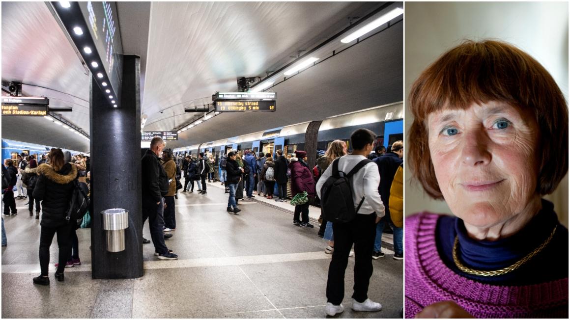"""Fd statsepidemiologen: """"Rekommendera masker i kollektivtrafiken"""""""