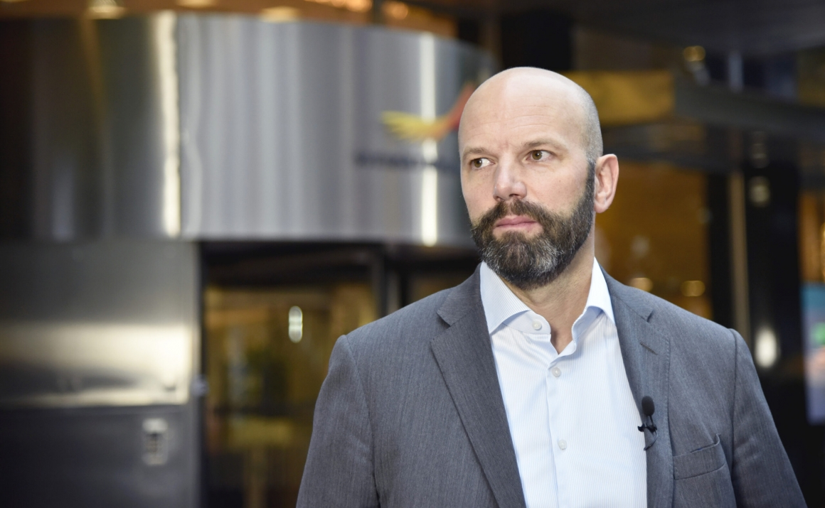 Mattias Dahl: Jag tycker inte LO ska vara med i diskussionerna