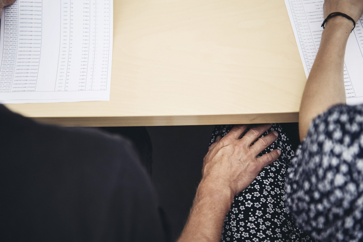 Sexuella trakasserier på jobbet minskar