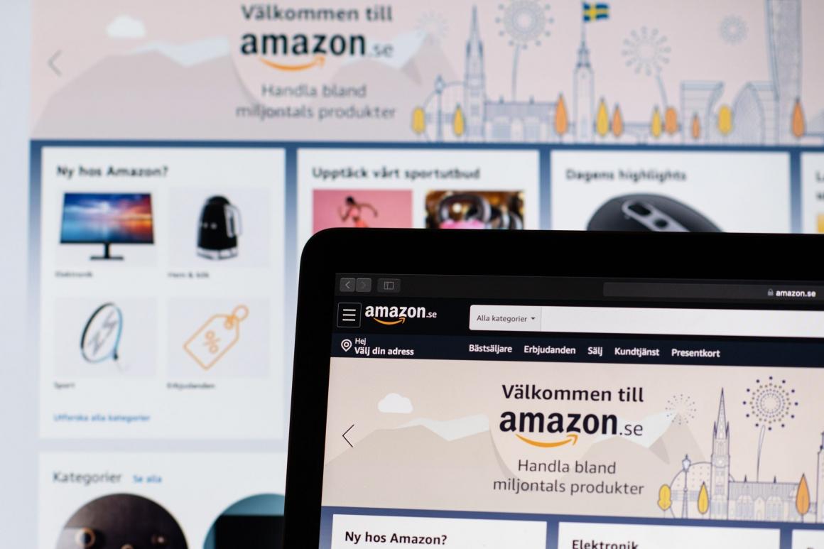Världsfacket: Stycka upp Amazon i flera företag
