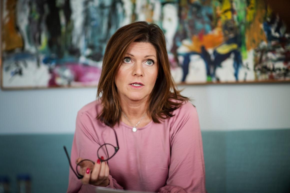 Eva Nordmark: Parterna önskar mer vägledning i pandemin