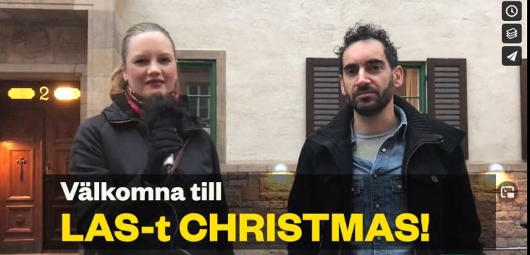 Podd: LAS-t CHRISTMAS