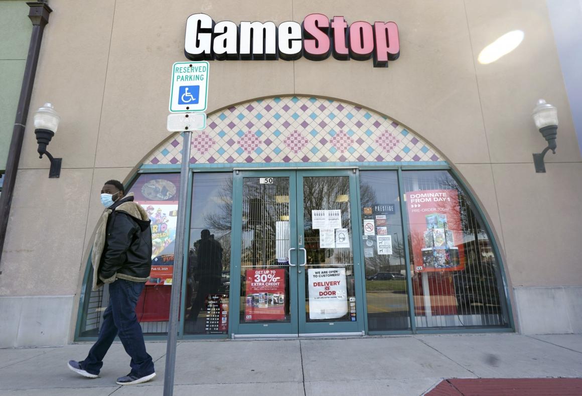 Gamestop splittrar LO och Timbro