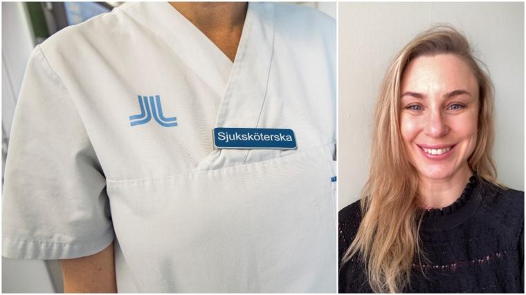 Josefin lämnade Norwegian – pluggar till sjuksköterska