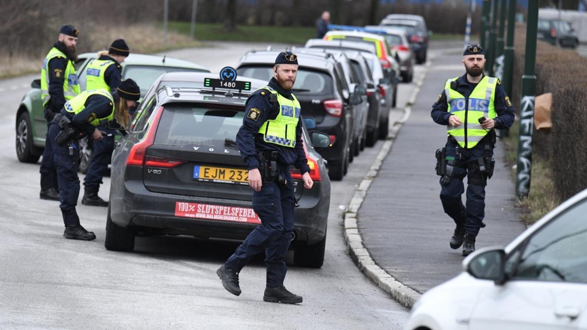 Även poliser kan få covid