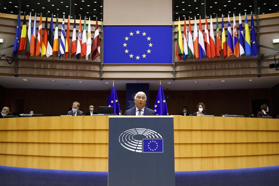 Portugal vill prioritera den sociala pelaren