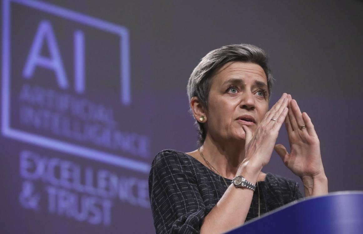 """EU: """"Hög risk"""" inom AI för arbetsmarknaden"""