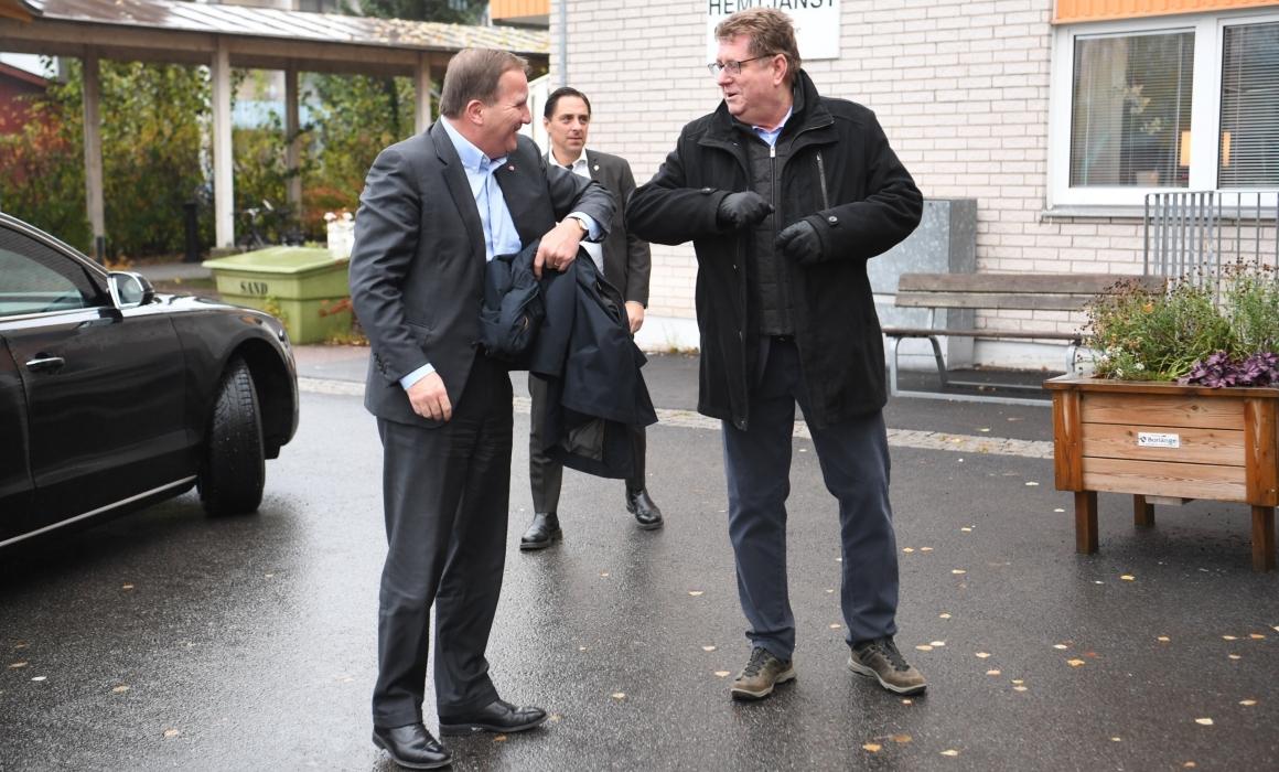 Kommunen tar taktpinnen i Borlänges krisberedskap