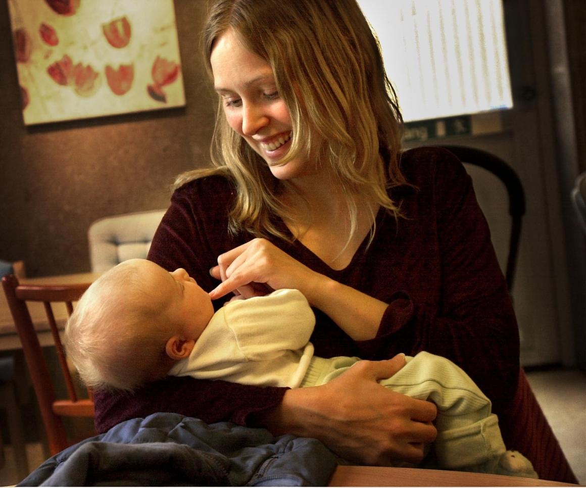 Förtroenderas för svärdotter efter coronakrisen