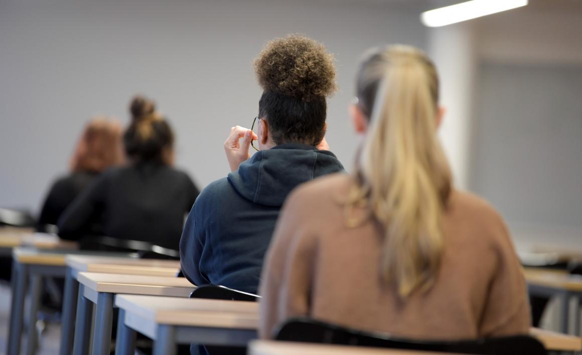 I höst kan var fjärde ny student vara 35 år och äldre