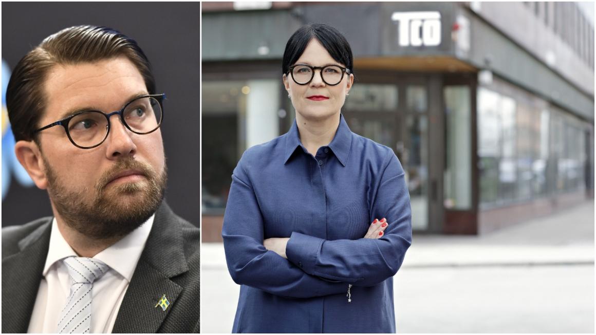 TCO står fast vid policy mot Sverigedemokraterna