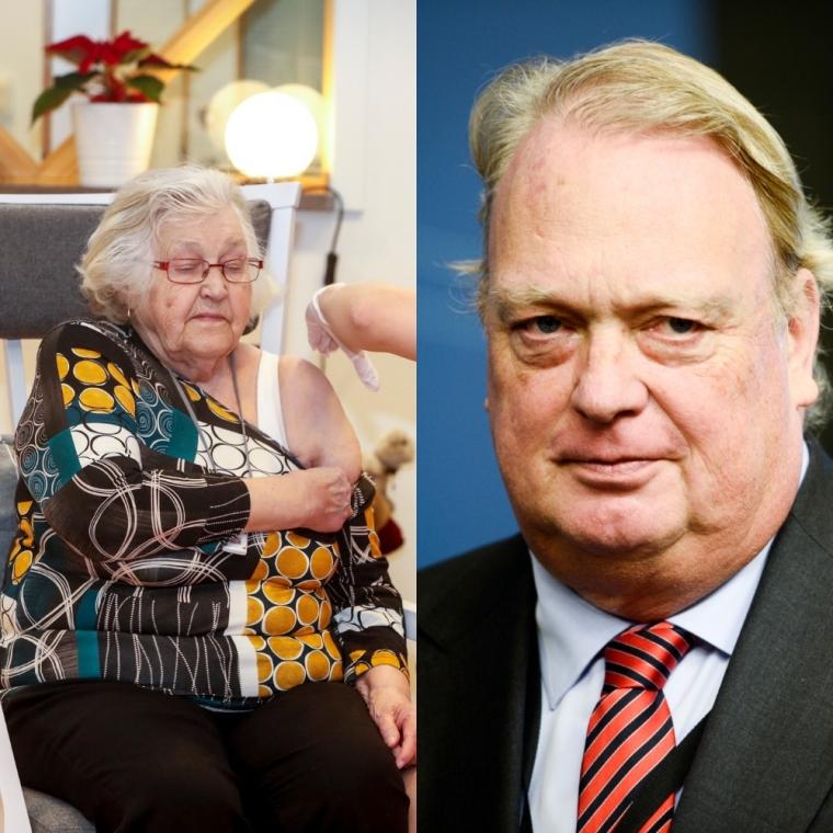 """""""Förläng krogarnas öppettider för alla över 60"""""""