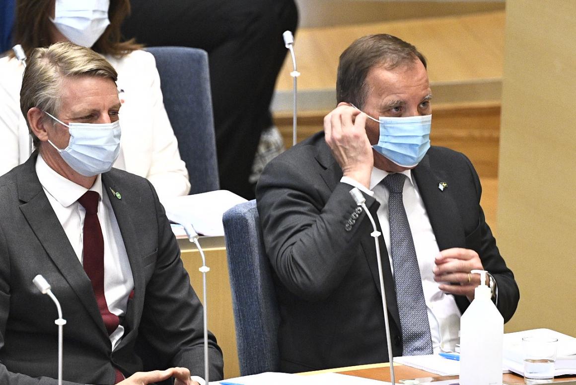 """Parternas reaktion: """"Behov av en regering på plats så snart som möjligt"""""""