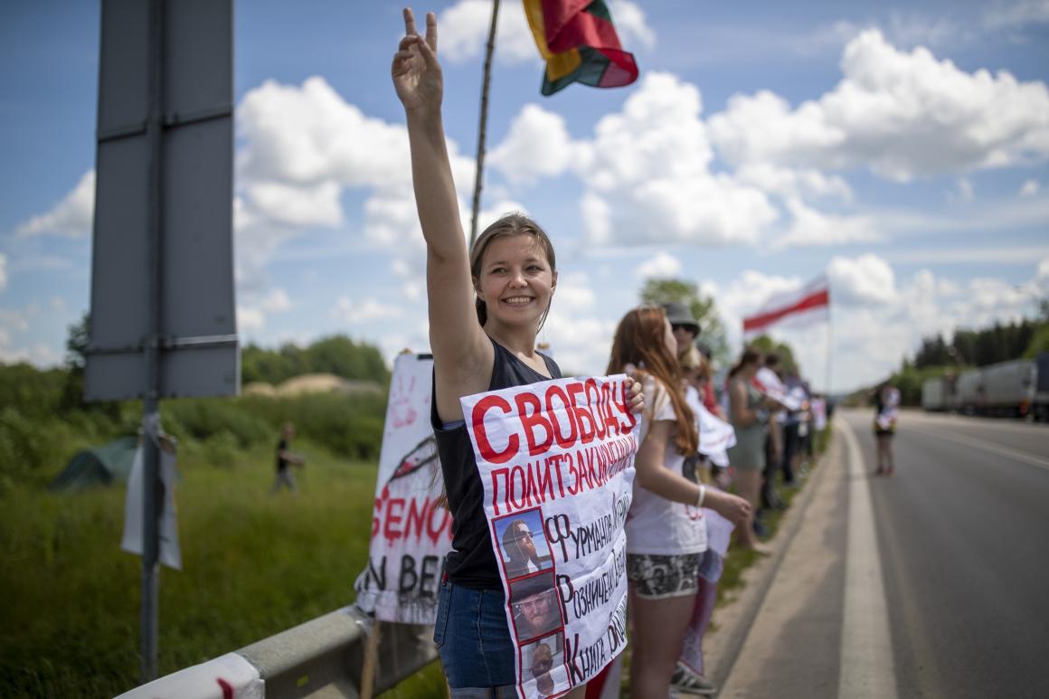 Facket vill att svenska bönder fortsätter köpa kalium från Belarus