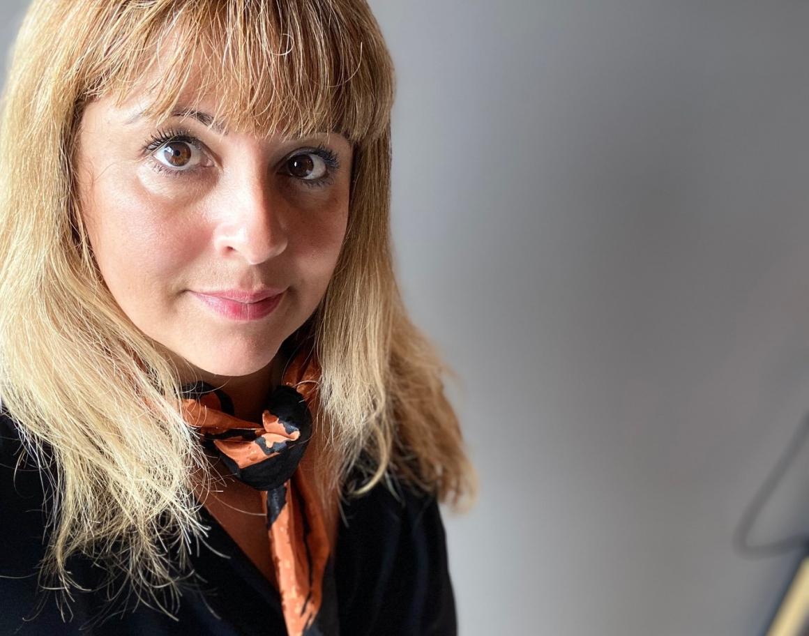 "Viola Zabeti: ""Ann-Sofi fick mig att inte ge upp"""