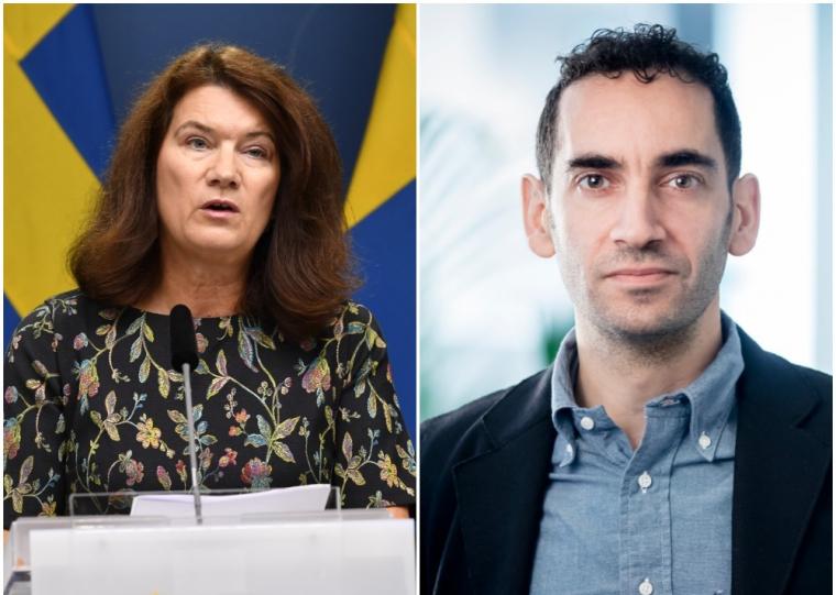 Sverige hycklar om fackliga rättigheter