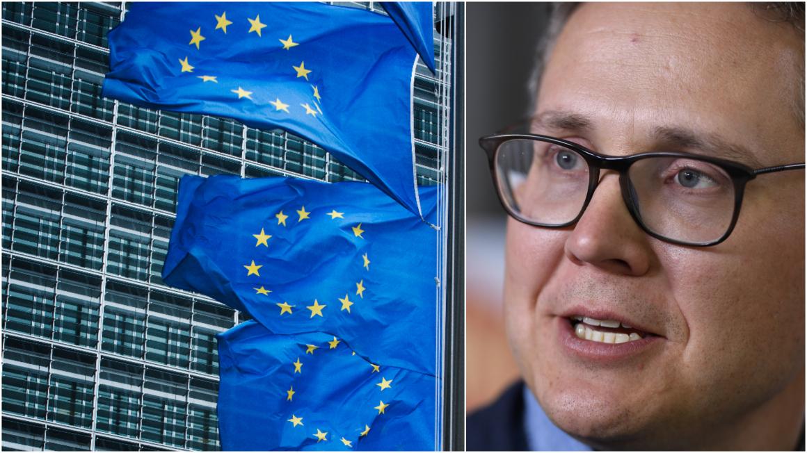 Europafacket stödjer inte svensk linje om minimilöner